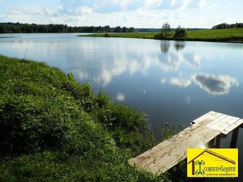Продам участок15 соток в селе Раменье Шаховского района - Фото 1