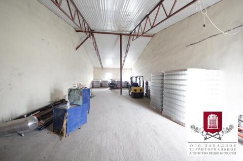 Сдается в аренду отапливаемое производственно-складское помещение 200 - Фото 1