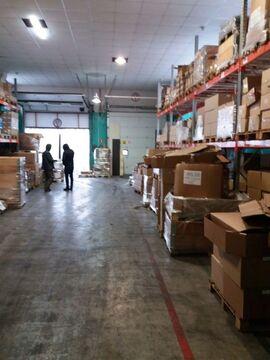Сдаём в аренду под склад пр-во 2120 кв.м. Без комиссии - Фото 4