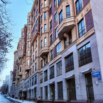 "152 кв.м,6этаж, 8секция, ЖК ""Royal House on Yauza"" - Фото 4"
