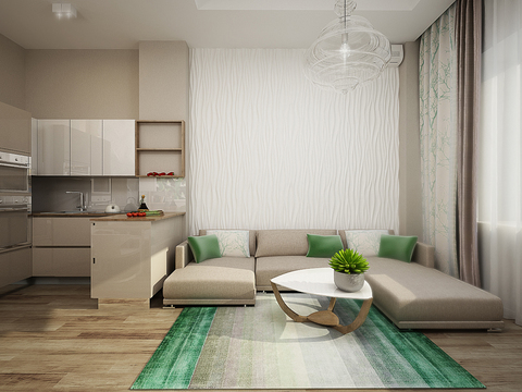Апартаменты в центре Москвы - Фото 1