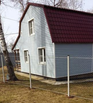 В аренду: дом 100 м2, Калужское шоссе - Фото 1