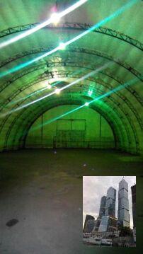 Теплый склад ангарного типа - 530 кв.м. - Фото 1