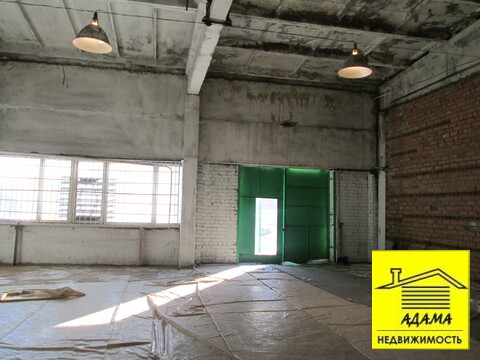 Производство-склад потолки 6м пандус, охрана - Фото 3