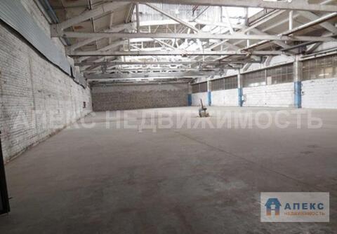 Аренда помещения пл. 2006 м2 под склад, производство, , офис и склад . - Фото 1