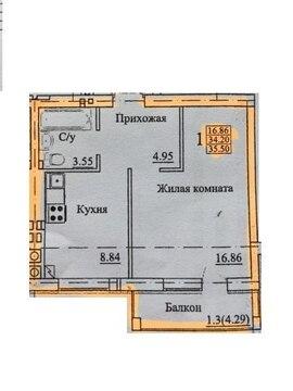 Продам однокомнатную квартиру на Невского - Фото 5