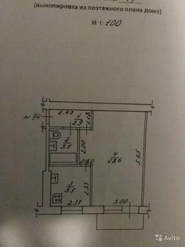 1-комнатная квартира на ул. Энергетиков, д. 20 - Фото 1