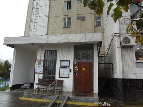 Продается 3-х комнатная квартира ул.Братеевская д.10 корп.1. - Фото 3