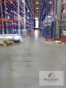 Новый склад со стеллажами 7800 кв.м - Фото 1