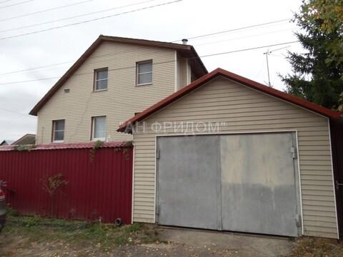 Продается кирпичный дом 220 кв.м. 9 соток. д. Петелино. - Фото 1