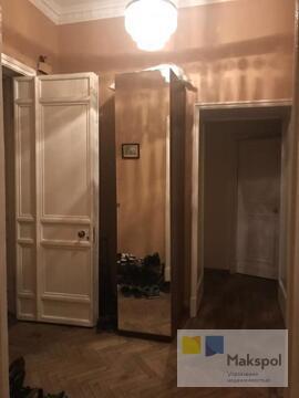 Сдам комнату в 4-к квартире, Москва г, Кудринская площадь 1 - Фото 3
