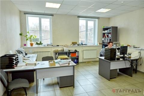 Производственное помещение 4905 кв.м на участке 1 га в Калуге - Фото 4