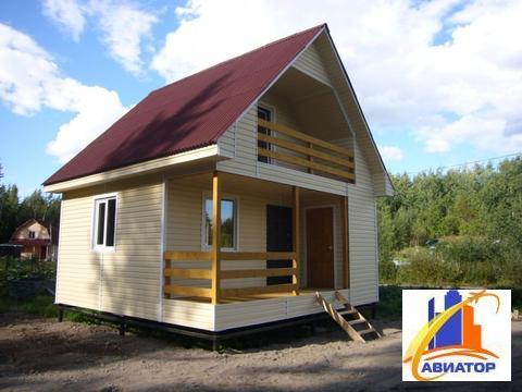 Продается дом 58 кв.м в поселке Соколинское - Фото 1