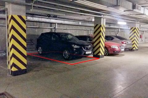 Паркинг парковочное место в новом ЖК Пулковский 2