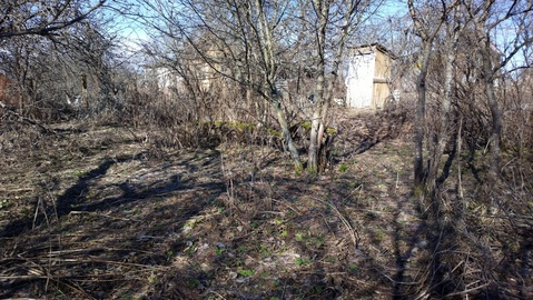 Дачный участок 7 соток, с маленьким домиком, в ртс, на берегу пруда - Фото 3