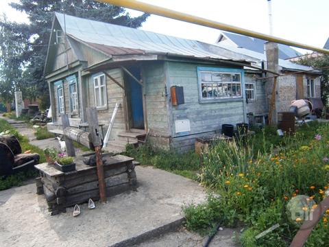 Продается дом с земельным участком, ул. Мереняшева - Фото 1