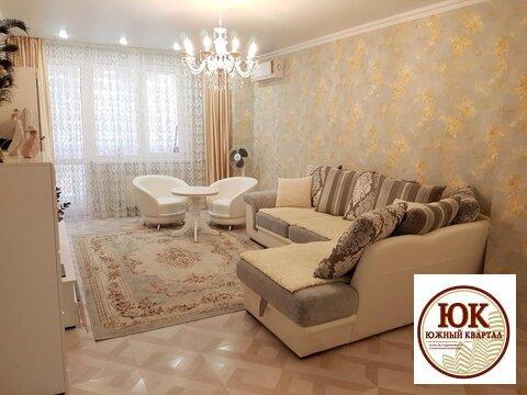 Продается большая 2-квартира с хорошим ремонтом на берегу черного моря - Фото 1