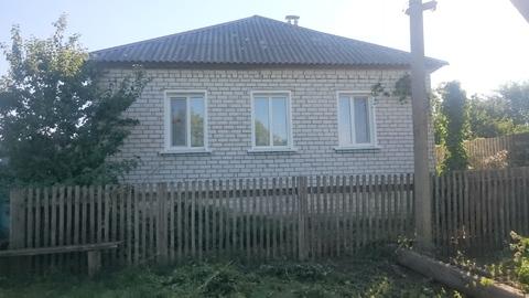 Продам дом Воронежская область, с.Платава - Фото 1