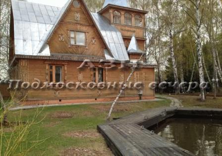 Дмитровское ш. 12 км от МКАД, Степаньково, Дом 120 кв. м - Фото 2