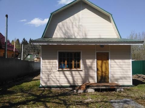 Дом из бруса на 6 сотках вблизи д. Макеиха, Рузский район - Фото 2