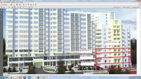 Торгово-офисное помещение от 335 кв.м.в Центре города - Фото 1