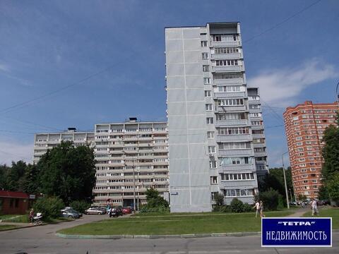 1 комнатная кв в г.Троицк, Октябрьский проспект, дом 17 - Фото 1