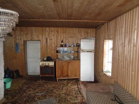 Рубленный дом, площадью 80 кв.м - Фото 5
