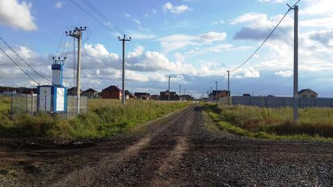 Земельный участок в кп Луговое - Фото 2
