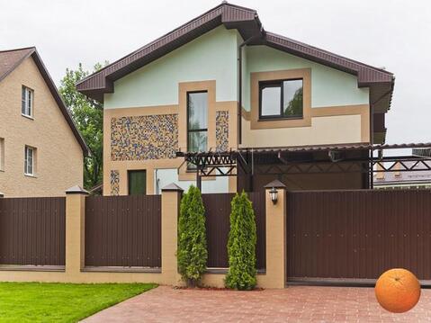 Продается дом, Осташковское шоссе, 7 км от МКАД - Фото 1