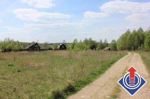 Участок 12 соток в д. Блознево, ул. Кленовая - Фото 4