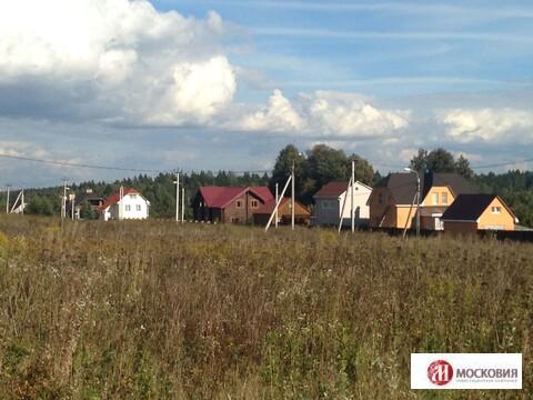Земельный участок, 10 сот, ПМЖ г. Москва, Варшавское ш, 28 км от МКАД - Фото 2
