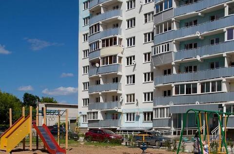 Недорогая двухкомнатная квартира на среднем этаже в «Солнечном»! - Фото 2