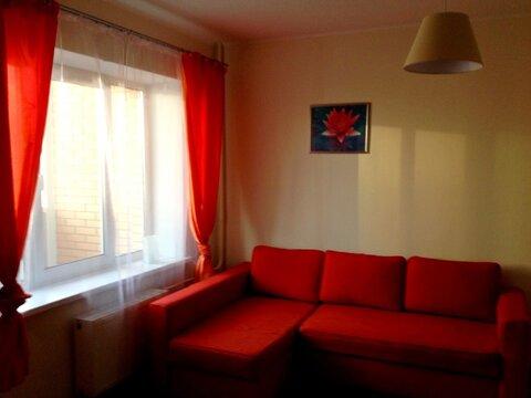 Сдается уютная, светлая и теплая квартира-студия в ЖК Люберцы-2015 - Фото 1