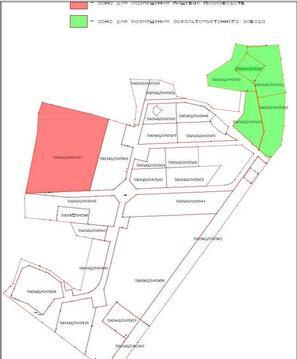 Пром. участок 10 Га с коммуникациями в 54 км по Киевскому шоссе - Фото 2