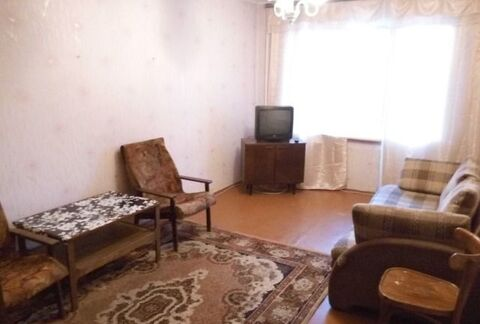 Сдам однокомнатную квартиру, есть мебель, холодильник, телевизор, . - Фото 3