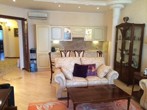 Продажа 4-комнатной квартиры на Казарменном переулке 3 стр.6 - Фото 1
