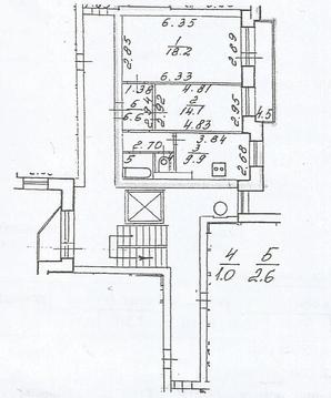 Двухкомнатная квартира с ремонтом и мебелью на Чекистов - Фото 1
