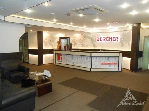 Продажа офис г. Москва, м. Нагатинская, проезд. Нагорный, 12б - Фото 1