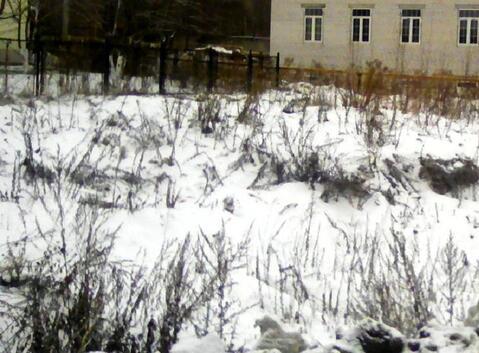Продажа земельного участка 8,2 сотки на ул.Прибрежная Слобода, Земельные участки в Нижнем Новгороде, ID объекта - 201276242 - Фото 1