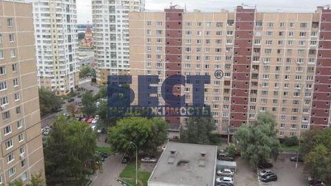 Трехкомнатная Квартира Москва, ЮАО - Южный округ, Братеево, м. . - Фото 3