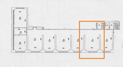 Аренда офис г. Москва, м. Аэропорт, пр-кт. Ленинградский, 52 - Фото 3