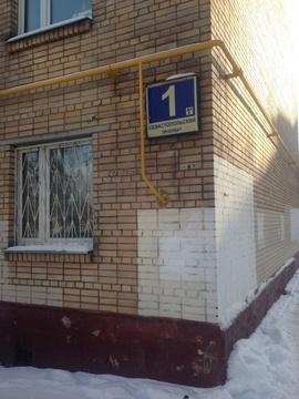 Продается Однокомн. кв. г.Москва, Севастопольский пр-кт, 1к1а - Фото 1