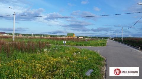 Земельный уч. 12 соток ИЖС, н.Москва, 30 км от МКАД Калужское шоссе - Фото 2