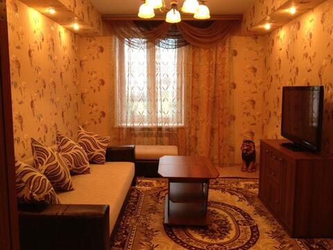 Двухкомнатная , самая выгодная посуточная аренда недвижимость. - Фото 1