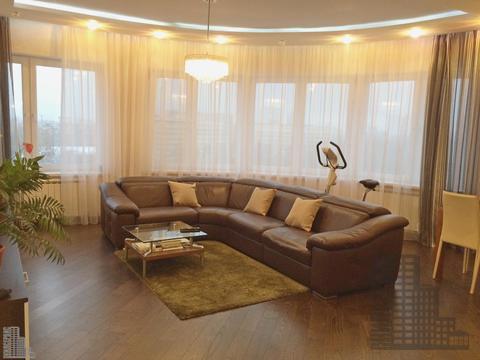 Трехкомнатная квартира 150м в элитном ЖК Зодиак - Фото 4
