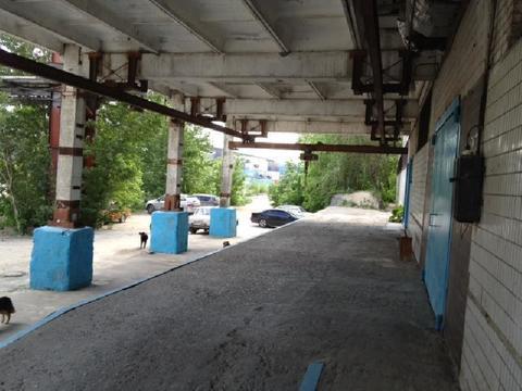 Производственно-складское помещение 758 м2 у ттк Южнопортовая 21 - Фото 1