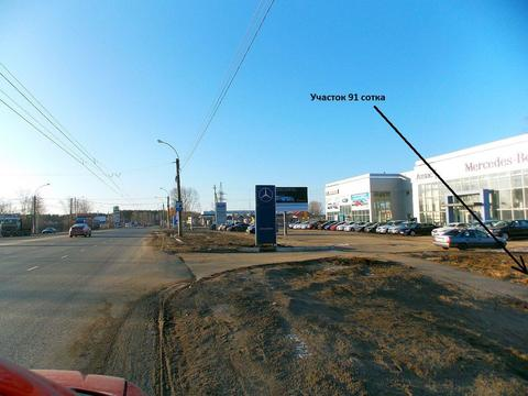 Участок 0,91 Га в Иваново на первой линии - Фото 3