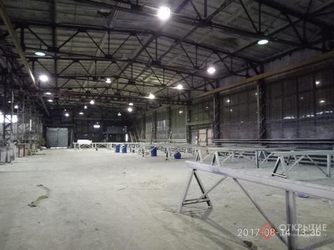 Склад (производство) на Н.Островского (2200кв.м) - Фото 1
