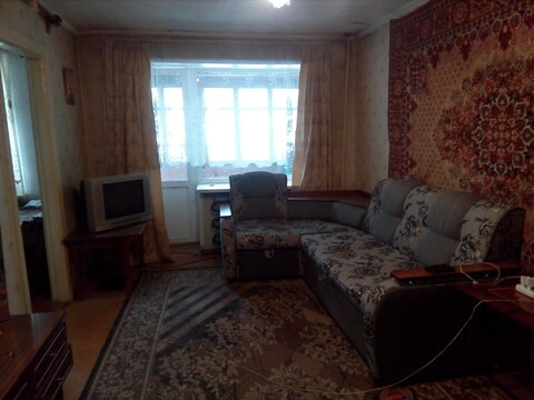 3 ком. Ближе к Центру, Купить квартиру в Барнауле по недорогой цене, ID объекта - 319110696 - Фото 1