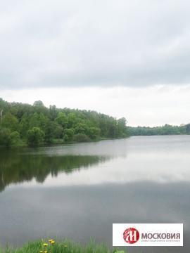 Прилесной участок 17,66 соток с видом на пруд, 30км по Калужскому ш. - Фото 5